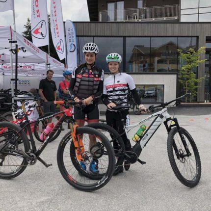 ROTWILD Bike Test-Weekend in Rohrmoos