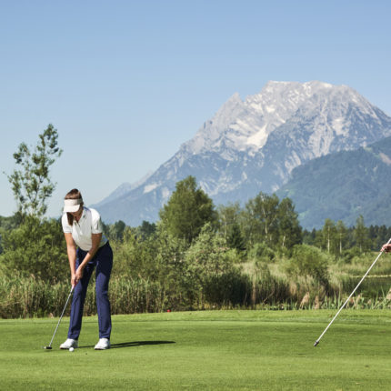 Golf safari in Schladming-Dachstein