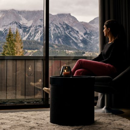 Suite in the ARX Hotel with views on the Dachstein