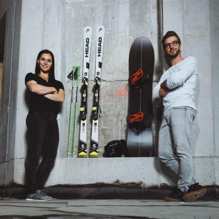 Anna und Manuel Veith