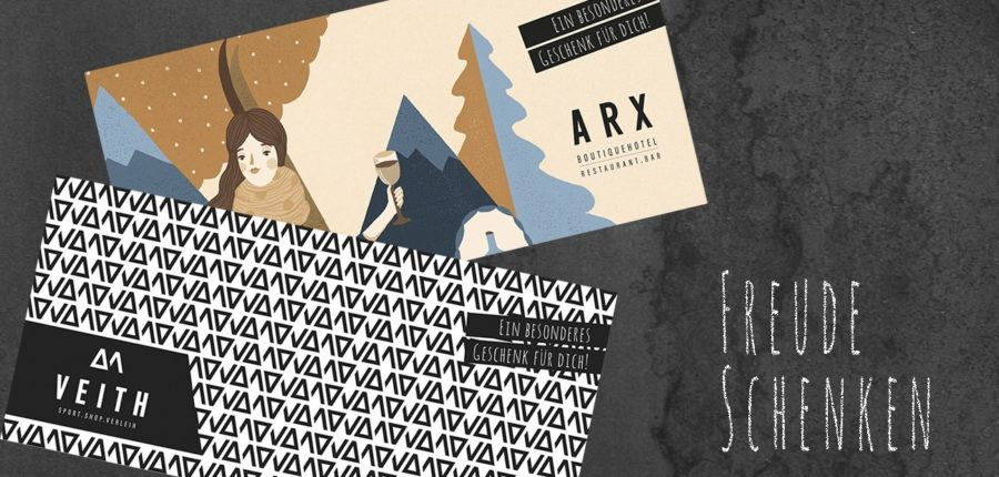 Gutscheine vom ARX Hotel