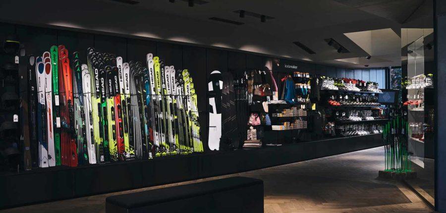Skiverleih und Sportshop in Schladming-Rohrmoos