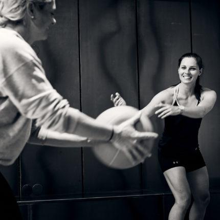 Anna Veith Sports Training