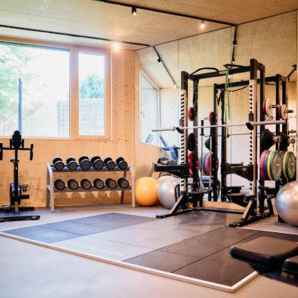 Fitnessraum im ARX Hotel Schladming